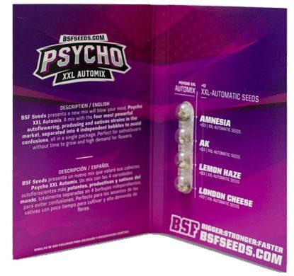 Kit CBD seeds Psycho