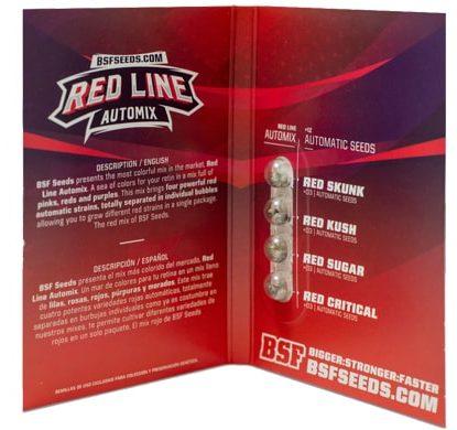 Seeds CBD Red Line